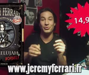 Jérémy Ferrari : il répond au tacle de Dieudonné en vidéo sur Youtube