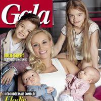 """Elodie Gossuin, stop aux bébés ? """"J'ai déjà quatre enfants, ça suffira"""""""