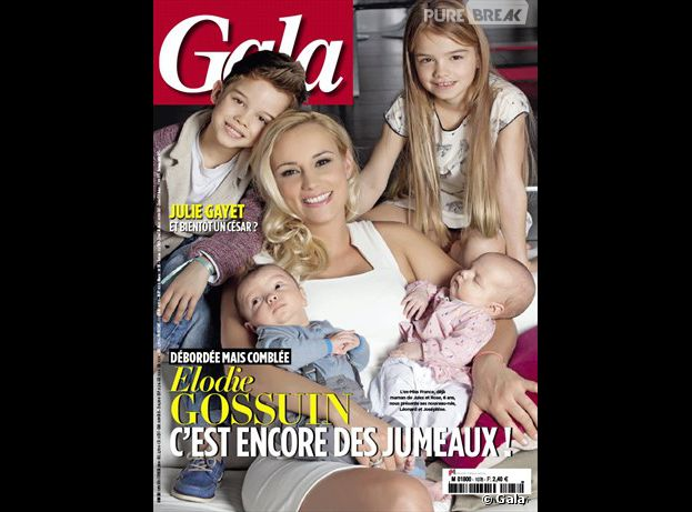 Elodie Gossuin prête à agrandir sa famille ?