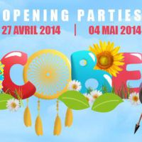 5 years of CocoBeach : Opening parties