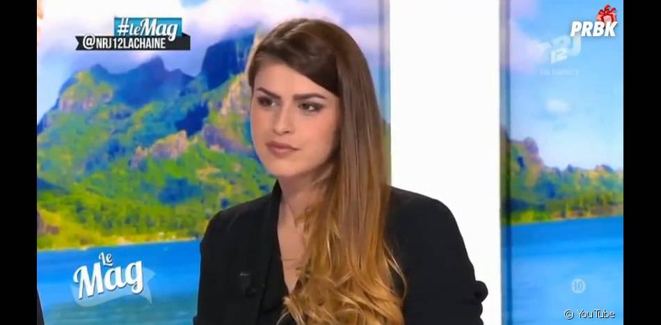 Le Bachelor 2014 : Elodie règle ses comptes avec Alix dans Le Mag sur NRJ 12