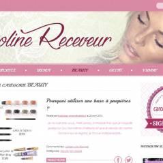 Caroline Receveur : exit BuyMyStyle, elle lance un nouveau blog lifestyle