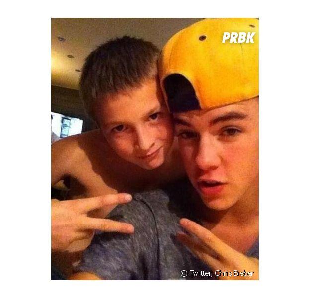Chris Bieber condamné après la mort de son petit frère Romain
