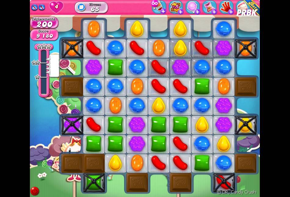 Candy Crush Saga :King veut attaquer Bubblies