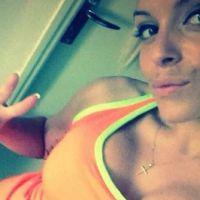 Alexia Mori (Secret Story 7) sportive sexy sur Instagram