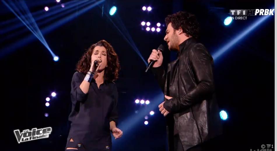 The Voice 2014 : Jenifer et Amir sur du Calogero, le samedi 10 mai 2014 sur TF1