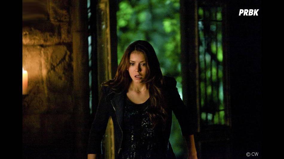 Vampire Diaries saison 5, épisode 22 : Nina Dobrev sur une photo du final