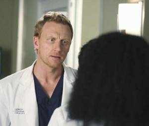Grey's Anatomy saison 9 : Owen sur une photo