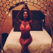 Shy'm : son bikini rose ultra sexy de sortie en Afrique du Sud