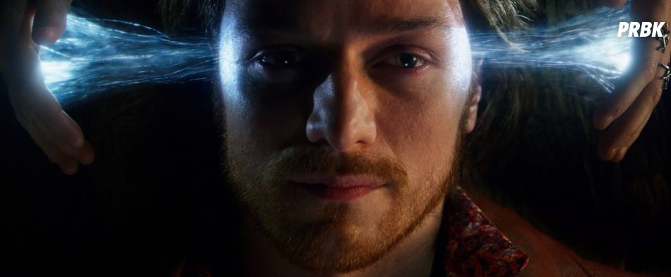 X-Men Days of Future Past : Charles Xavier en colère