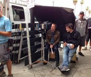 NCIS Los Angeles saison 6 : Chris O'Donnell derrière la caméra