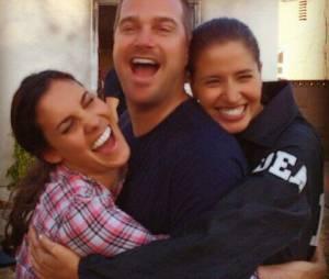 NCIS Los Angeles saison 6 : une bagarre entre Talia et Kensi