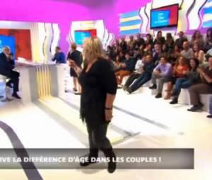 Valérie Damidot : grosse gamelle dans Y'a que les imbéciles qui ne changent pas d'avis sur M6