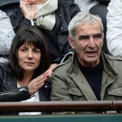 Estelle Denis et Raymond Domenech, Clovis Cornillac: les couples à Roland Garros
