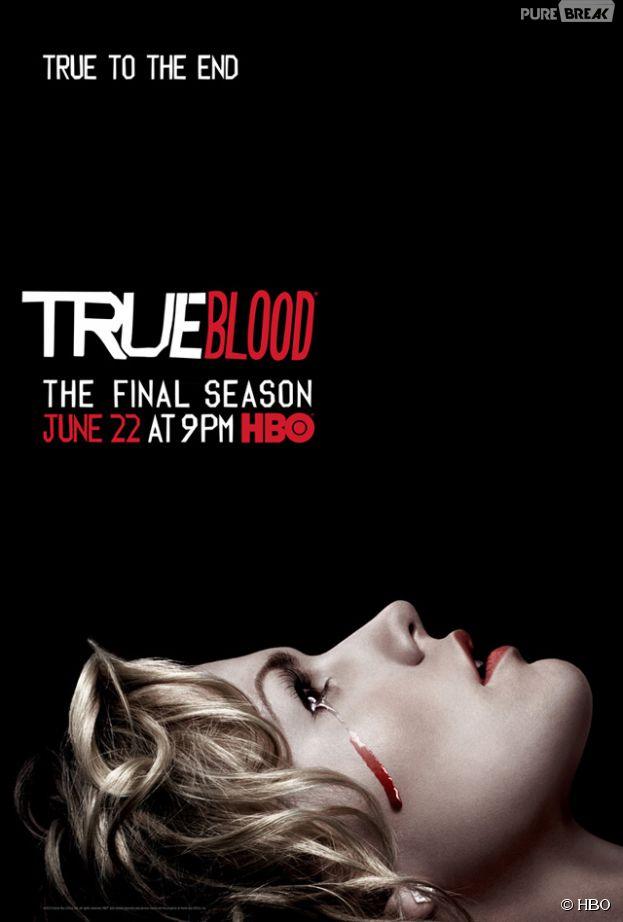 True Blood saison 7 : Anna Paquin sur une affiche