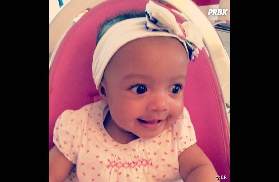 Azura Sienna, la fille d'Alesha Dixon, 4e bébé le plus stylé en 2014 selon My1stYears.com