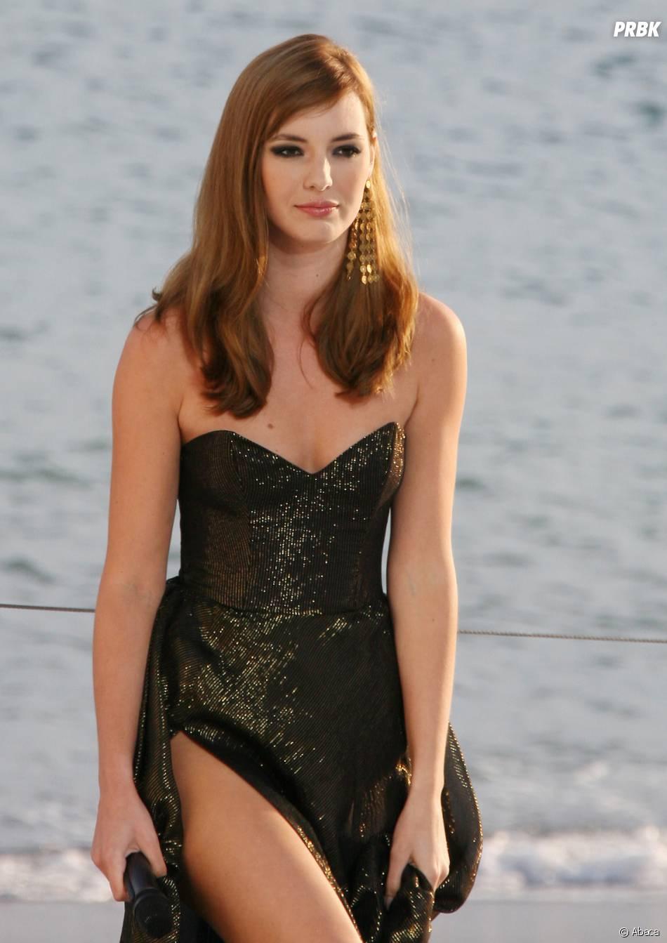 Louise Bourgoin : l'ex Miss Météo de Canal Plus dans le top 25 GQ des Françaises les plus sexy de tous les temps