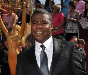 Tracy Morgan en 2008 sur le tapis rouge des Emmy Awards