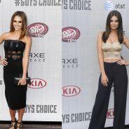 Jessica Alba VS Emily Ratajkowski : battle de bombes aux Guys Choice Awards