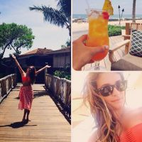 Lea Michele en bikini : vacances paradisiaques et sexy à Hawaï