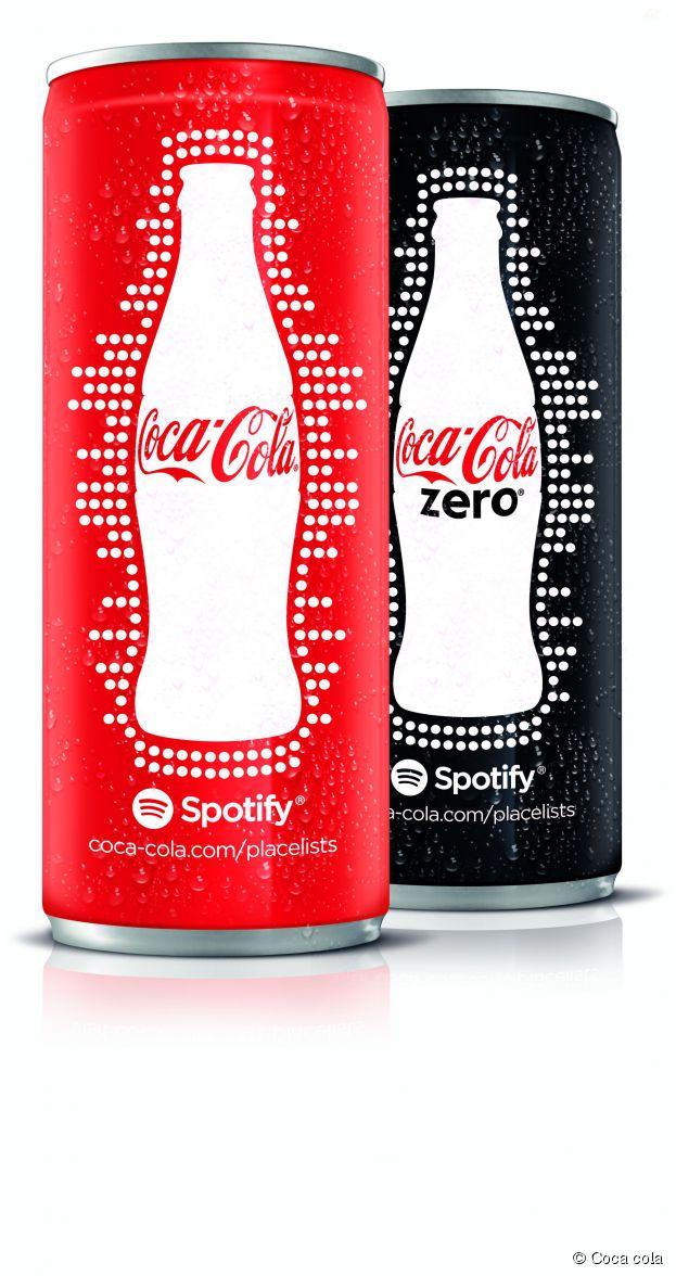 La nouvelle cannette Coca-Cola 250 ml débarque pour rafraîchir l'été 2014