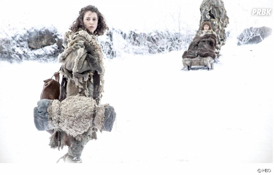 Game of Thrones saison 4 : Bran prend son envol