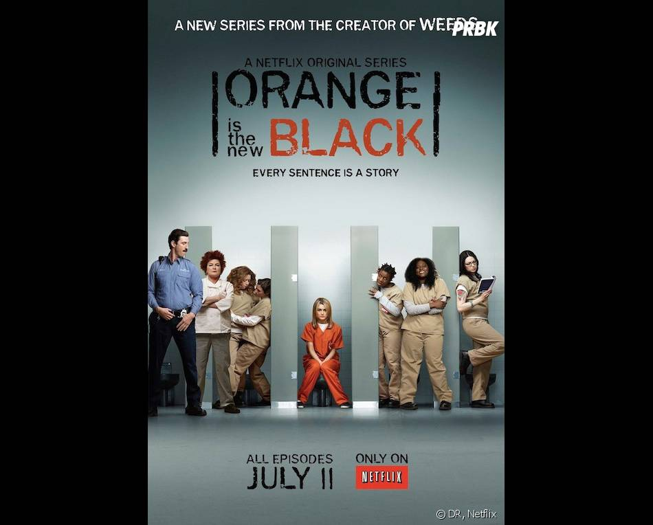 Orange is the New Black récompensée aux Critics Choice Awards