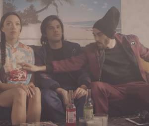 Casseurs Floweters, le clip Change de pote avec Orelsan, Gringe, Izia et Mai Lan