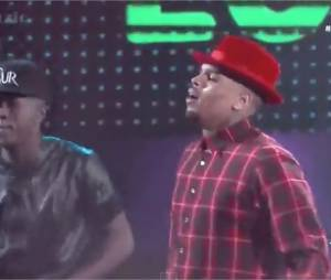 Chris Brown ft Lil Wayne et Tyga - Loyal en live aux BET Awards 2014