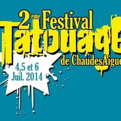 La 2ème édition du Festival de Tatouage de Chaudes-Aigues 2014