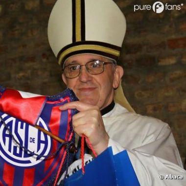 Pape François : un grand fan de foot qui ne manque pas d'humour