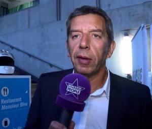 Michel Cymes occupe la 2ème place du classement des 50 personnalités télé préférées des Français selon un sondage de TV Magazine