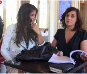 Priscilla Betti se confie à Malika Ménard