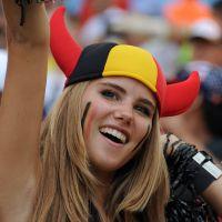 Mondial 2014 : la plus sexy des supportrices belges décroche un contrat L'Oréal