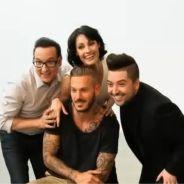 M. Pokora, Jean-Marc Généreux, Chris Marques... réunis pour la promo de DALS 5