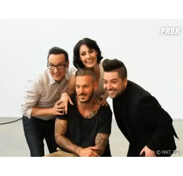 Danse avec les stars 5 : le jury au complet avec M. Pokora, Chris Marques, Jean-Marc Généreux et Marie-Claude Pietragalla