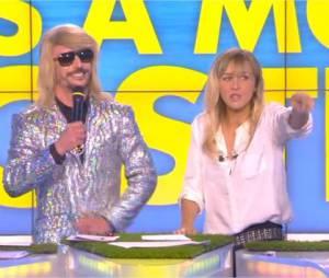 Sébastien Patoche - On va la foutre au fond en version allemande pour la dernière émission de TPMP, le 10 juillet 2014