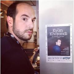 Kyan Khojandi : après Bref, un spectacle de stand-up