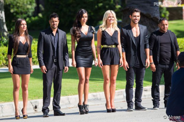 Hollywood Girls 4 : changements au casting