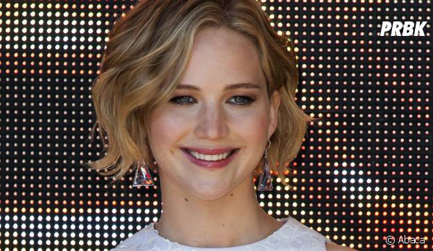 Jennifer Lawrence au photocall d'Hunger Games 3 au Festival de Cannes 2014, le 17 mai