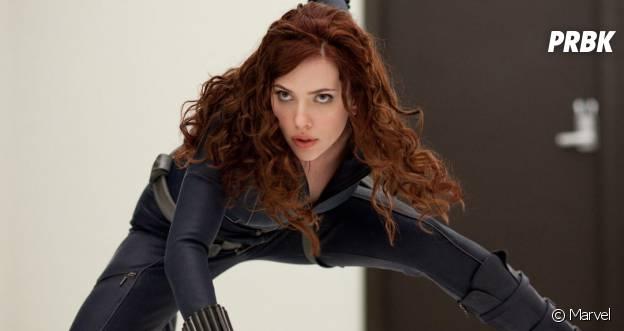 Scarlett Johansson en Thor ?