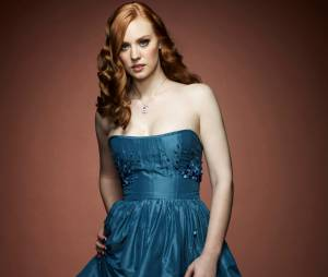 True Blood : Deborah Ann Woll sur une photo