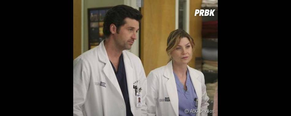 Grey's Anatomy saison 11 : des tensions entre Meredith et Derek