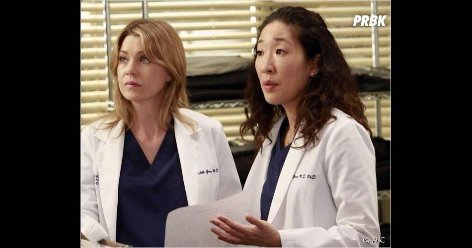Grey's Anatomy : Meredith a perdu sa BFF Cristina