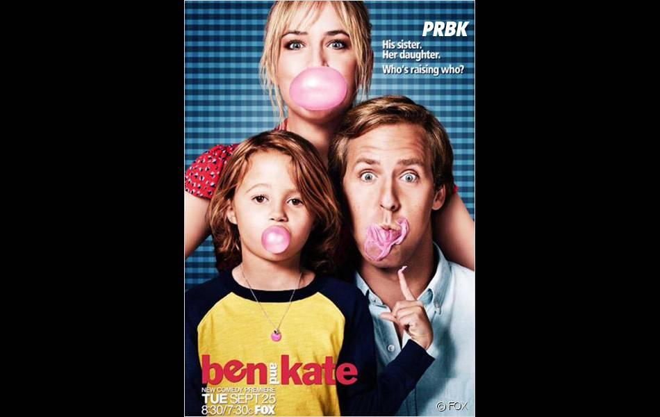 Ben & Kate saison 1 : une nouveauté sur W9