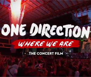 One Direction : la bande-annonce de la version filmée du concert Where We Are