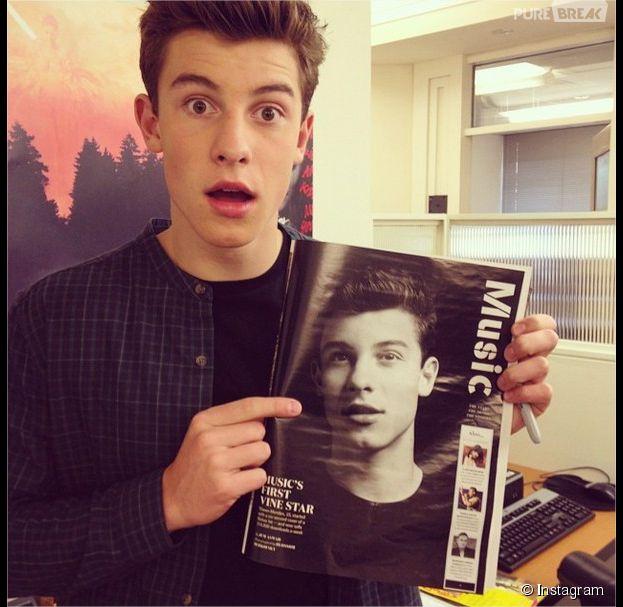 Shawn Mendes : la nouvelle star de la musique repérée grâce à ses covers sur Vine