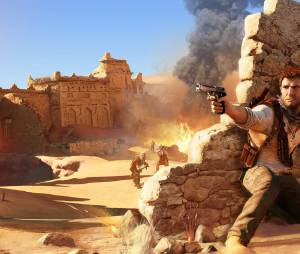Uncharted : le projet avance