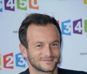 """Jérémy Michalak aux commandes de l'émission """"Face à la bande"""" sur France 2 pendant l'été 2014"""