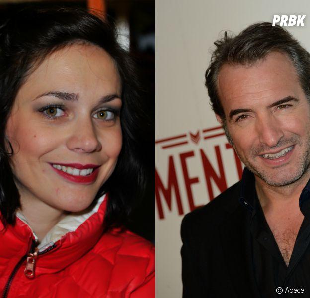 Nathalie Péchalat et Jean Dujardin : officialisation de leur couple avant sa participation à Danse avec les stars 5